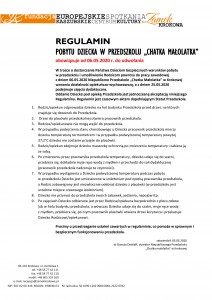 REGULAMIN OD 06 05