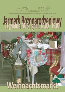 Weihnachtsmarkt-Plakat-Org