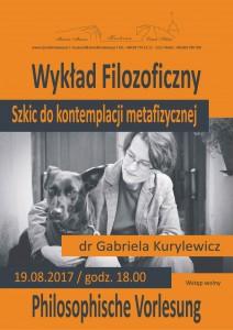 Filozof-Wyklad-GKurylewicz-Plakat