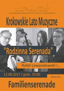KLM-2017-RodzinnaSerenada-plakat