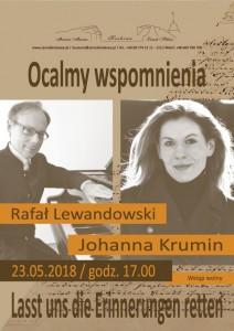 Koncert-Ocalmy wspomnienia-plakat