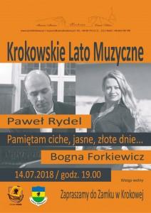 KLM-Koncert-Pamietam-ciche-dnie-Plakat