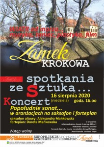 Koncert-PopoludnieSonat-Plakat